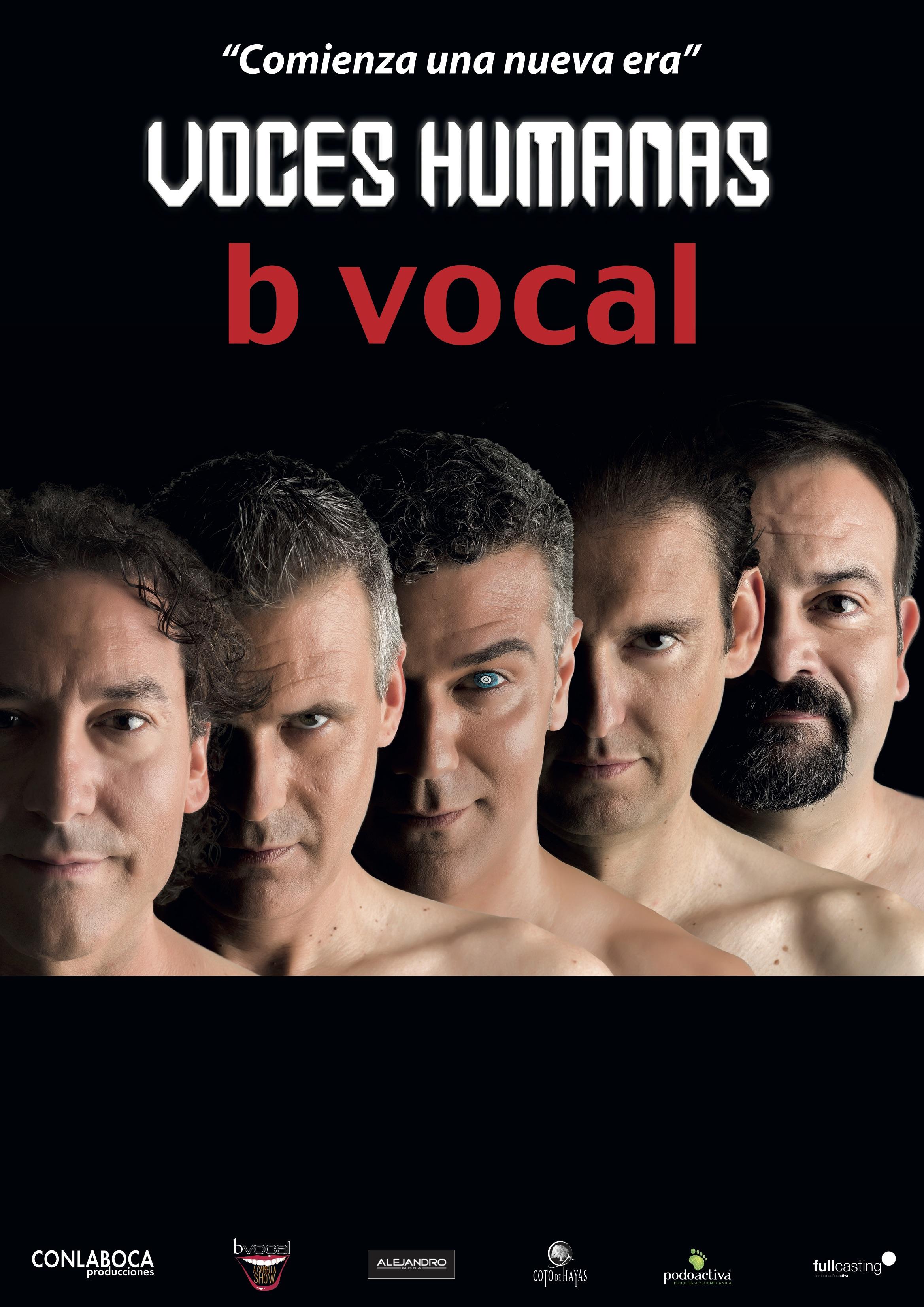 Voces Humana. B Vocal