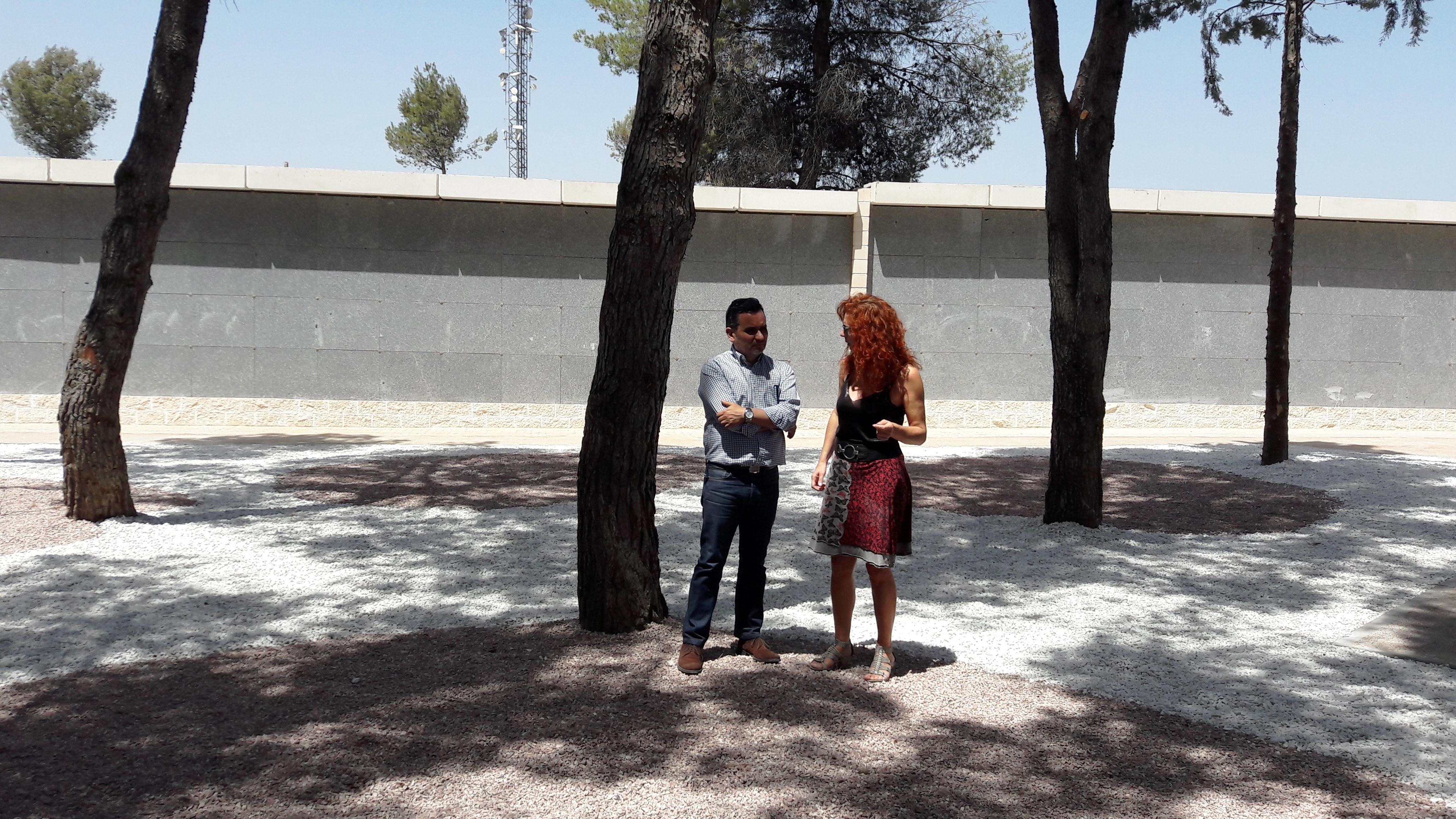Finalizadas las obras de ampliación del Cementerio Municipal