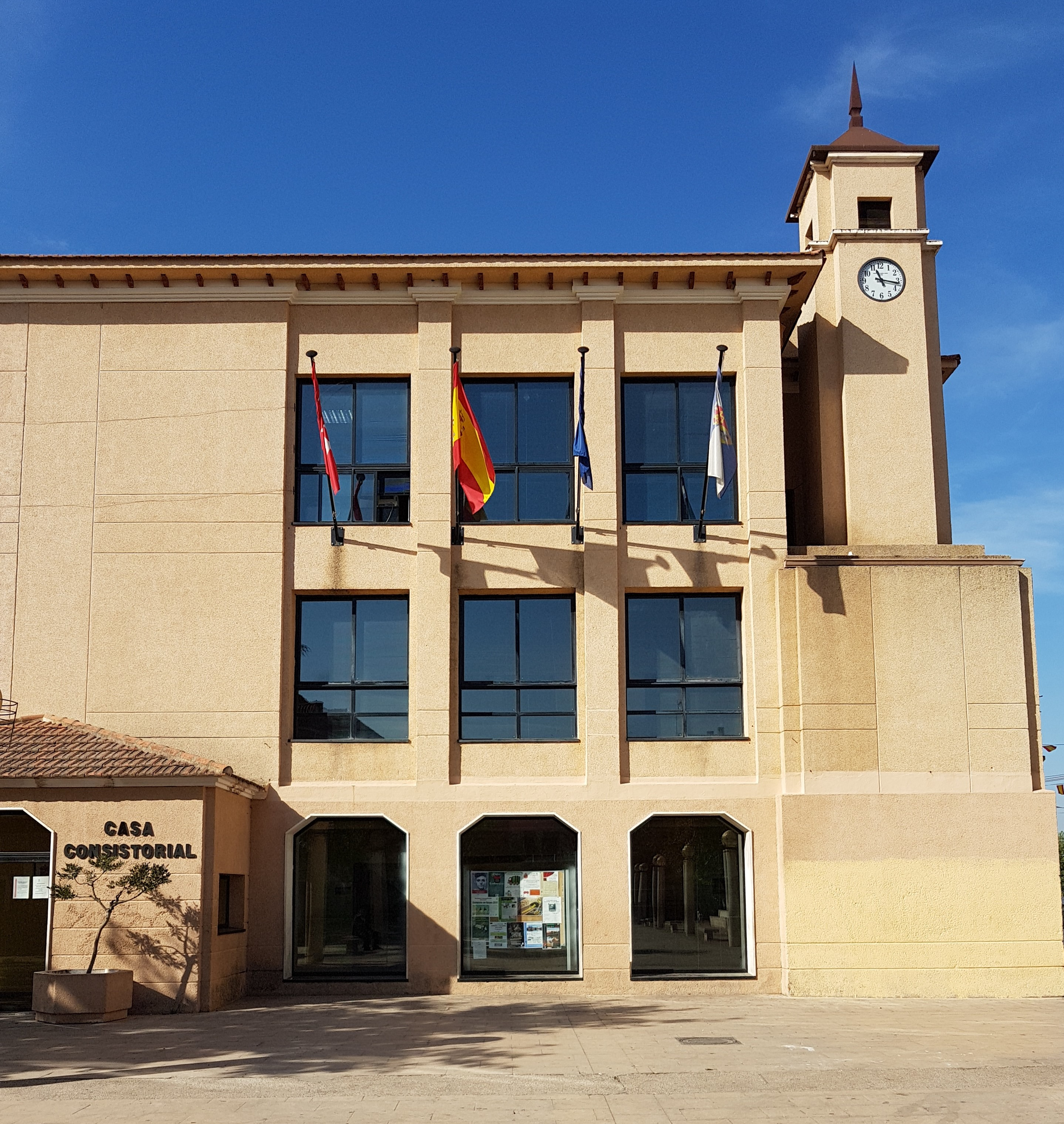 El Ayuntamiento de Velilla se une a la declaración institucional de la FEMP sobre el 1 de octubre en Cataluña