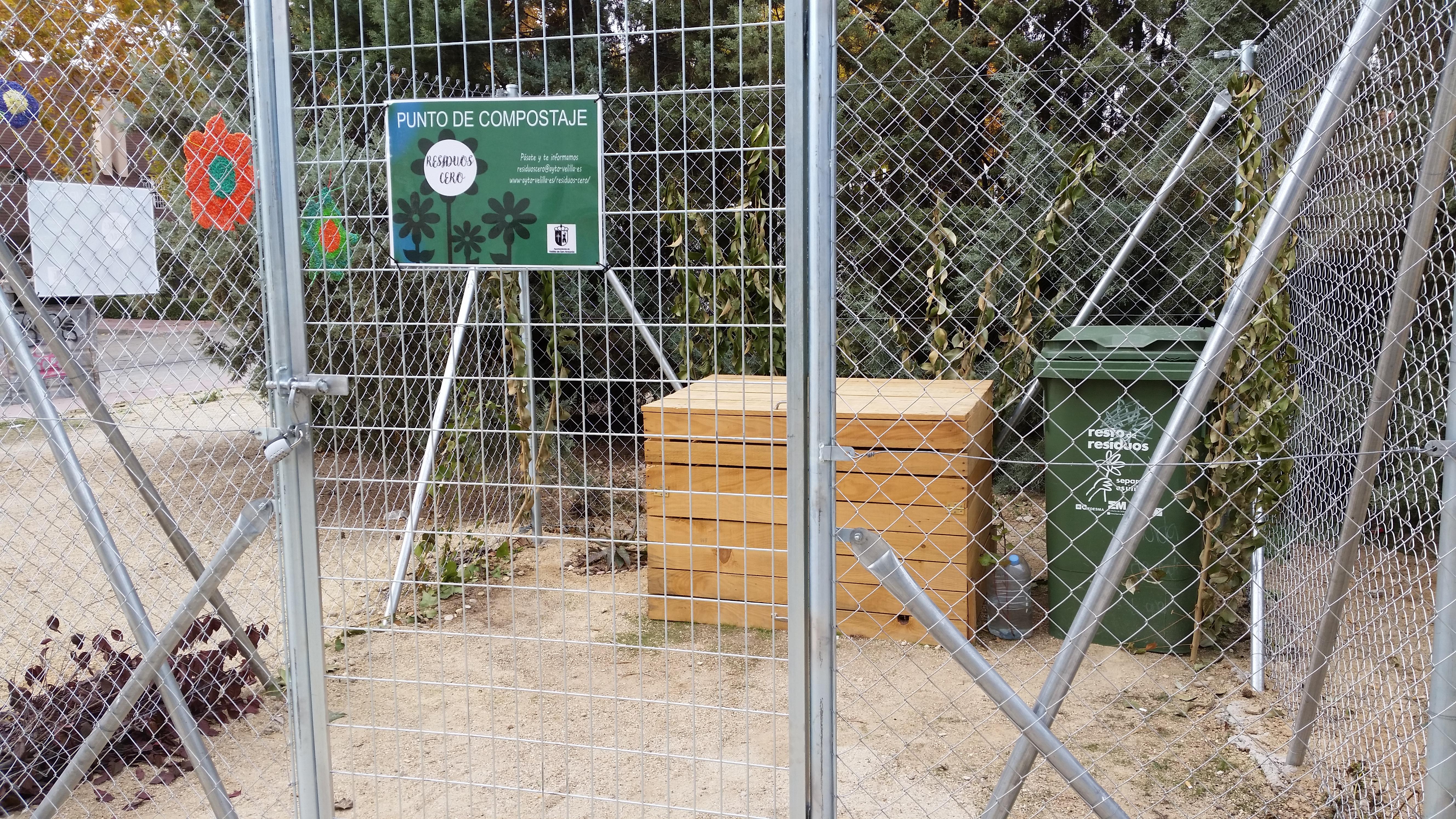 ¿Conoces el proyecto de compostaje en Velilla?