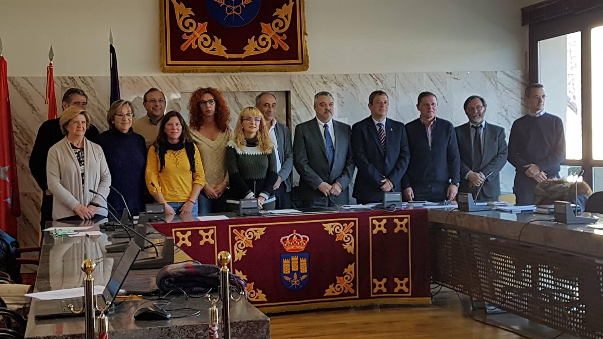 La Alcaldesa de Velilla asiste a la constitución del Consejo Consultivo Comarcal del SURESTE