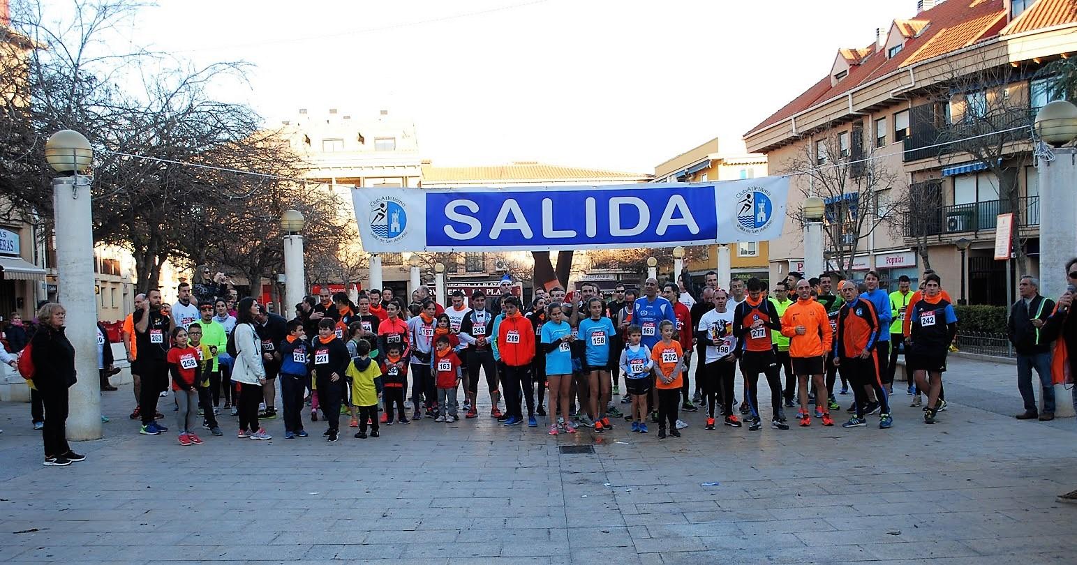 El sábado 30 de diciembre se celebró la IV San Silvestre Velillera