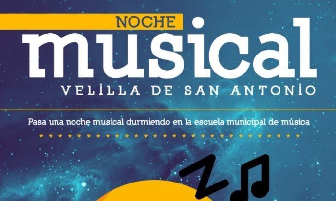 Ven a pasar una noche musical en la EMMDT de Velilla