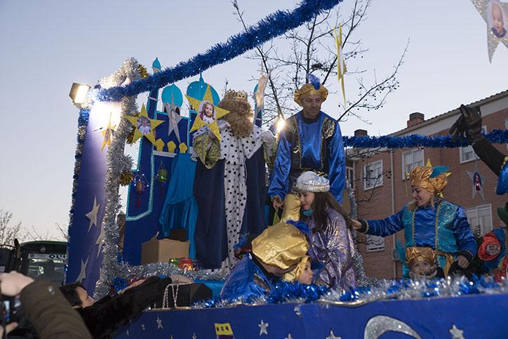 SSMM los Reyes Magos recorrerán las calles de Velilla el próximo 5 de diciembre