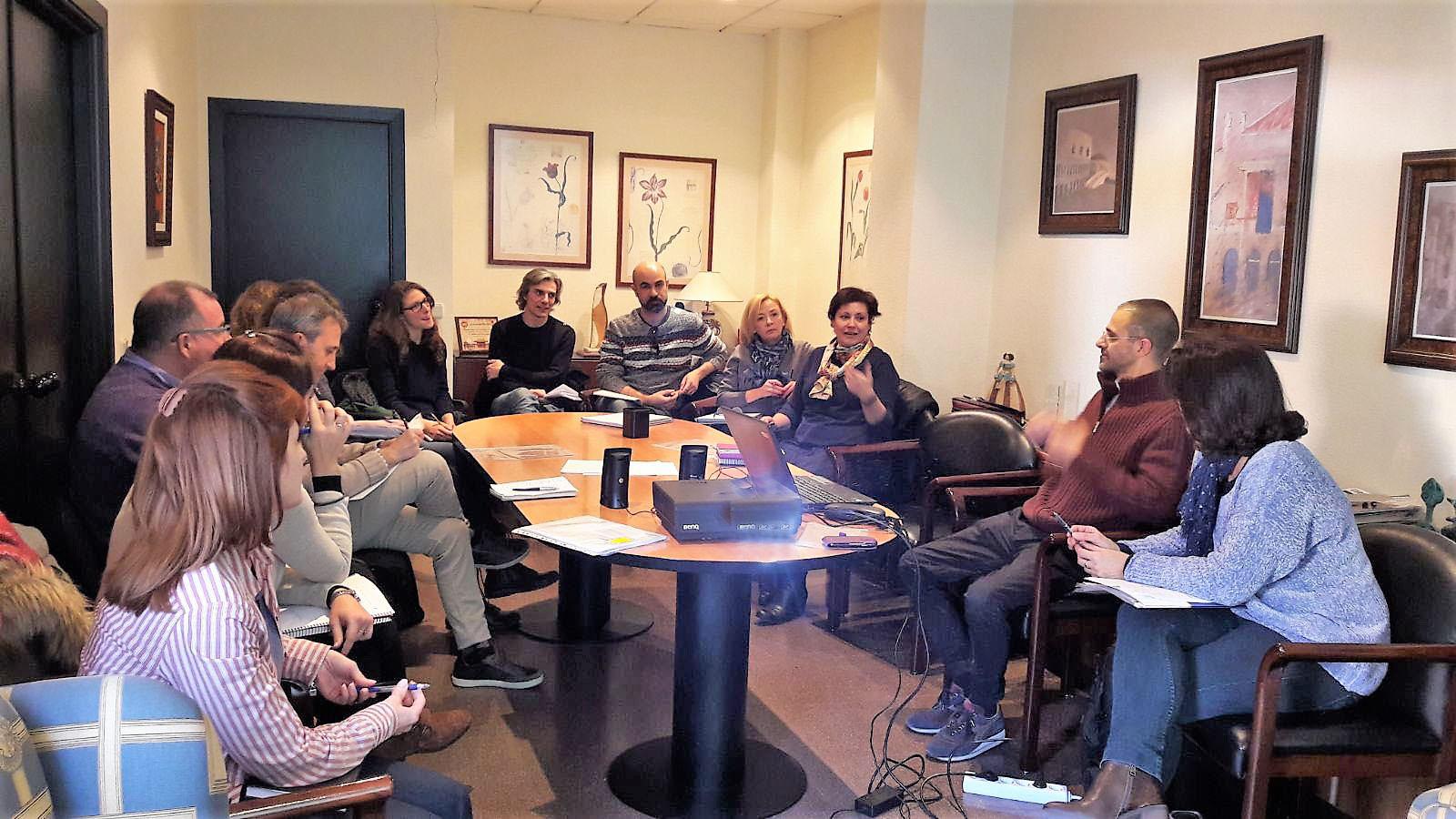 El Ayuntamiento y los centros educativos de Velilla han sido elegidos para llevar a cabo el proyecto ARTE POR LA CONVIVENCIA ERASMUS +