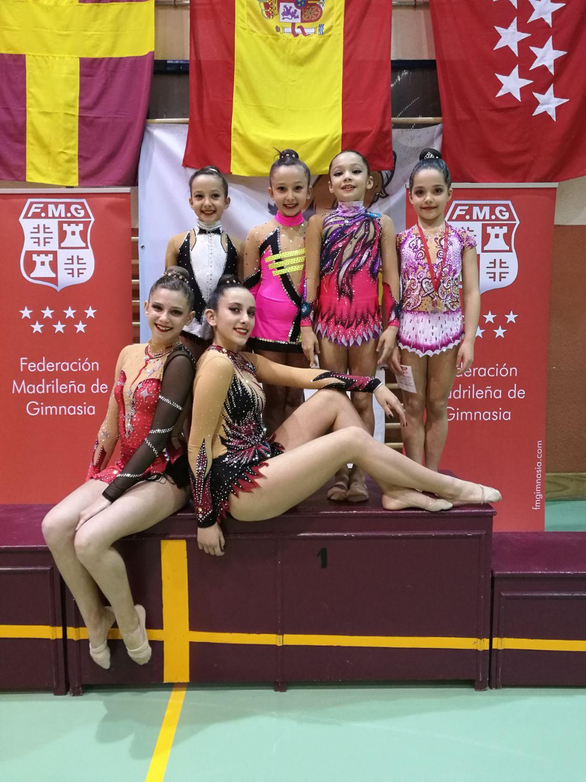 El CGR Velilla ha conseguido clasificar a seis de sus gimnastas para el Campeonato de España Base