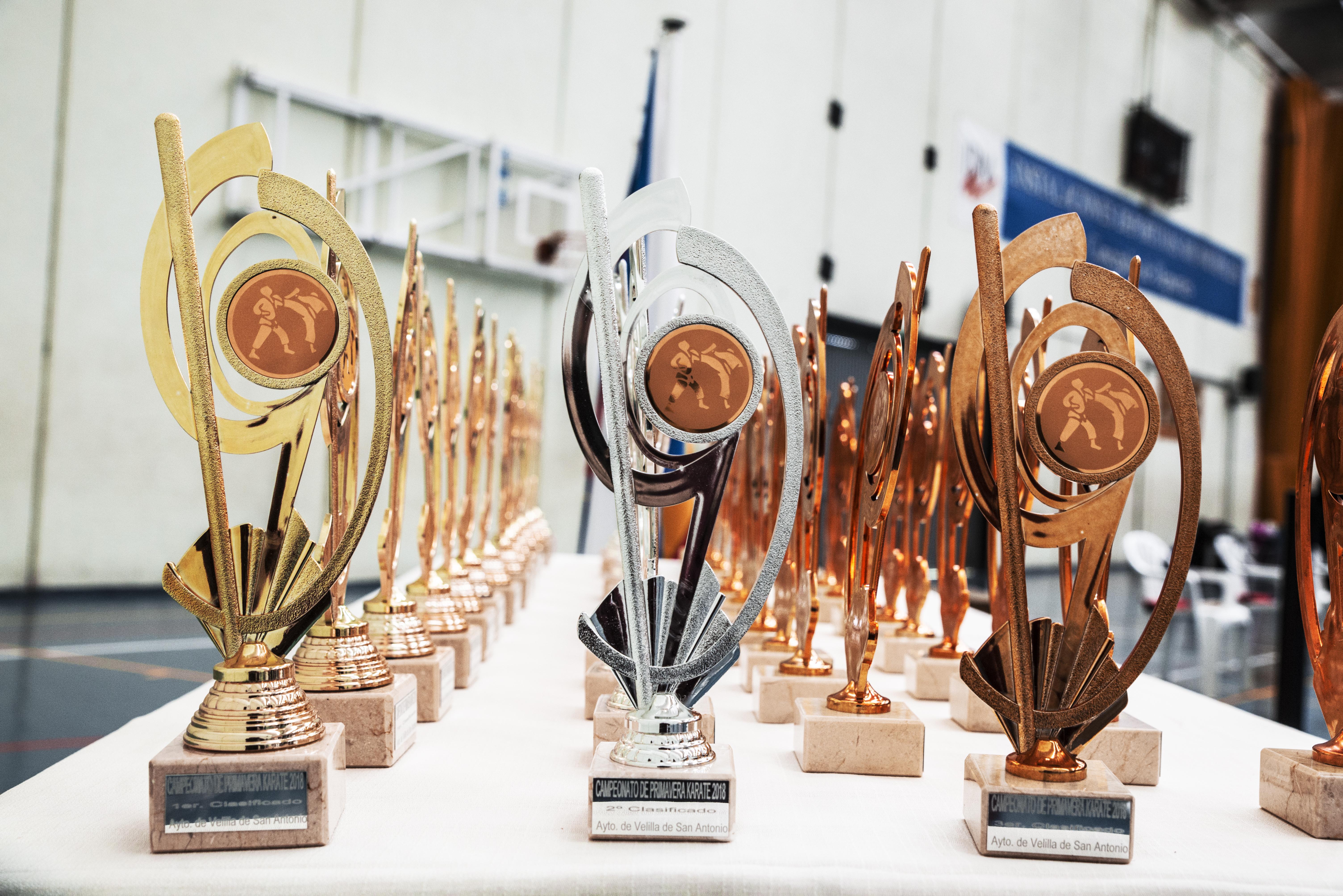 2018 Campeonato primavera karate
