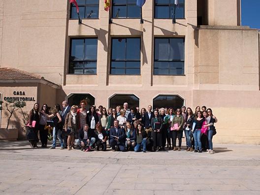 """2018 Primer Encuentro Erasmus+ """"Arte por la Convivencia"""""""