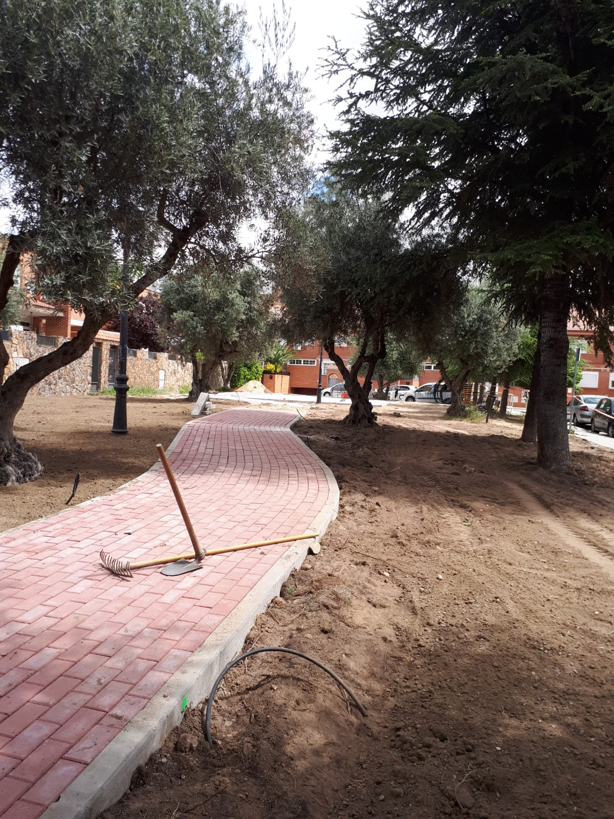 El Ayuntamiento de Velilla ha logrado que comiencen a ejecutarse las actuaciones pendientes del plan PRISMA 2008-2011