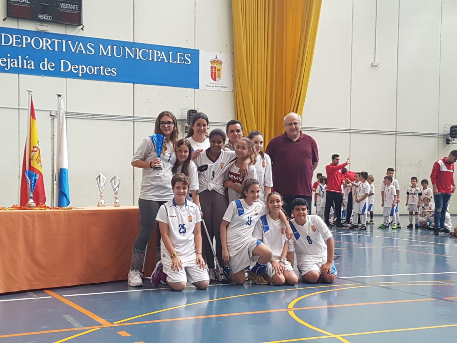 Entrega de trofeos de Deporte Infantil de la Comunidad de Madrid