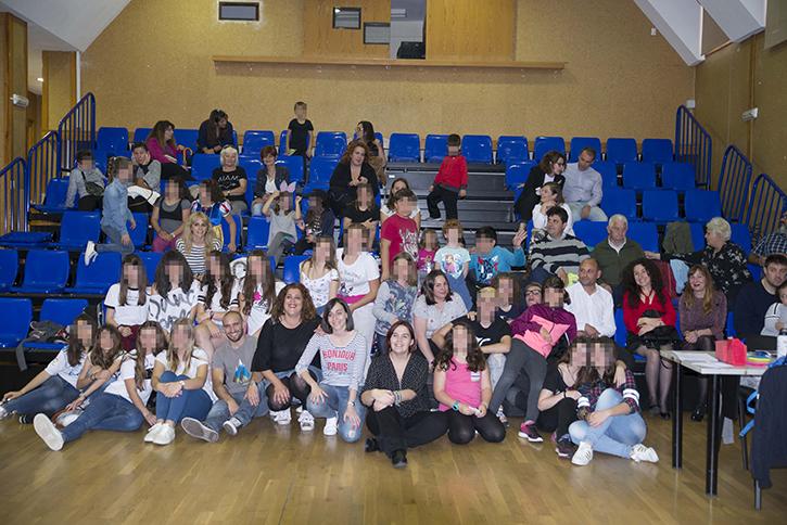 Los chicos y chicas de las Comisiones de Participación presentaron sus trabajos en la Casa de la Juventud