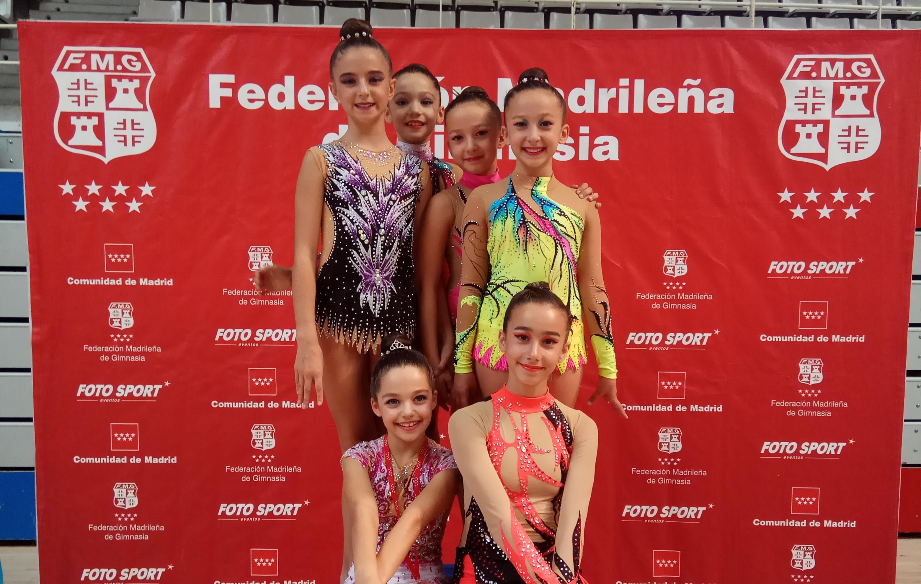 El CGR Velilla consigue clasificarse para el Campeonato de España Copa Base con cuatro de sus gimnastas
