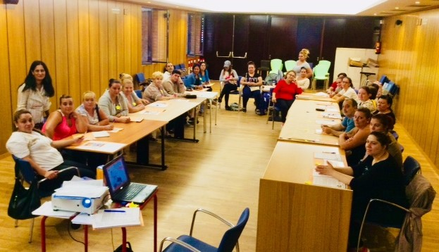 El taller de formación para cuidadores de personas dependientes ya ha comenzado