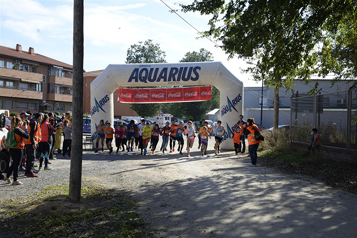 2018 Cross solidario