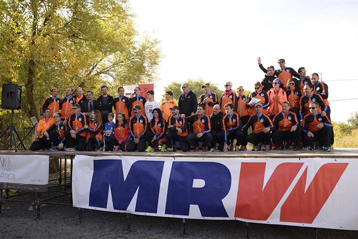 Más de 400 corredores participaron en el IV Cross Solidario Velilla de San Antonio