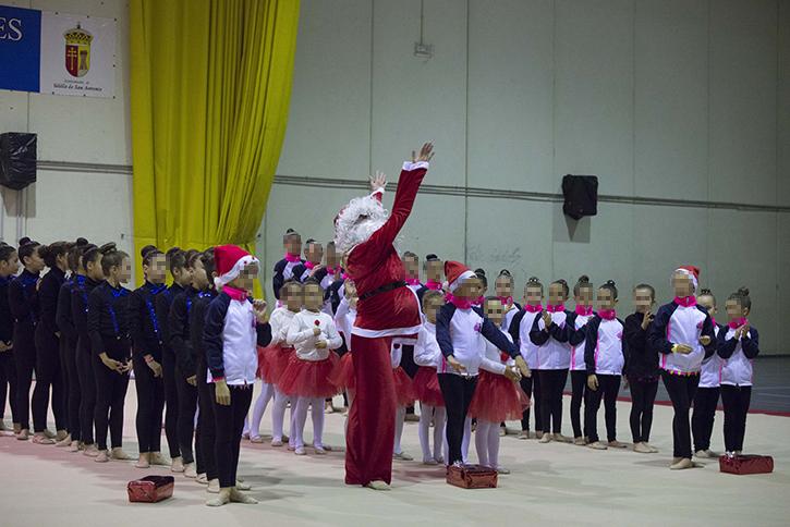 2018 Festival Navidad Gimnasia Rítmica