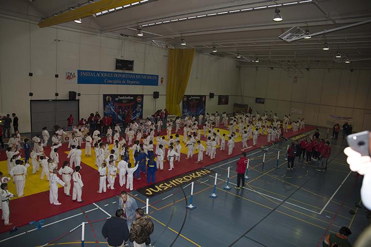 2018 Festival Navidad Judo Jushirokan