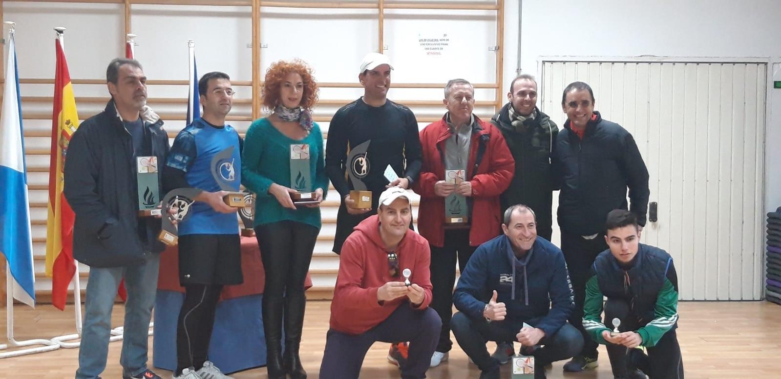 Entrega de premios Ranking de tenis masculino