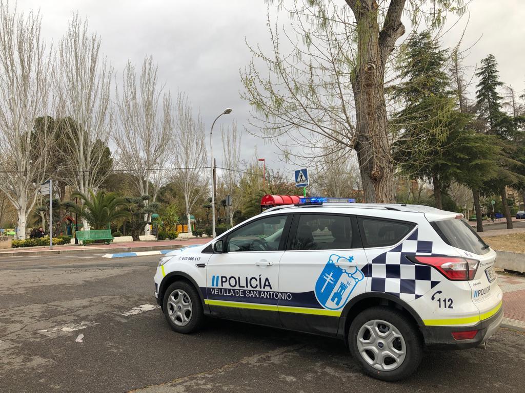 El Ayuntamiento de Velilla renueva dos vehículos de la flota de Policía Local