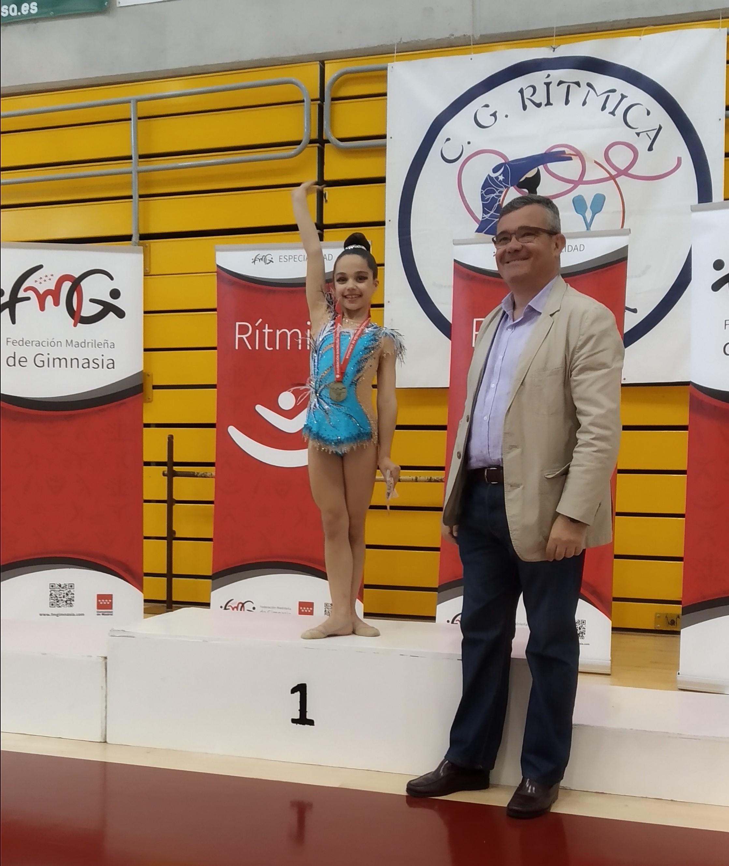 El Club Gimnasia Rítmica Velilla participará en el Campeonato de España Absoluto individual