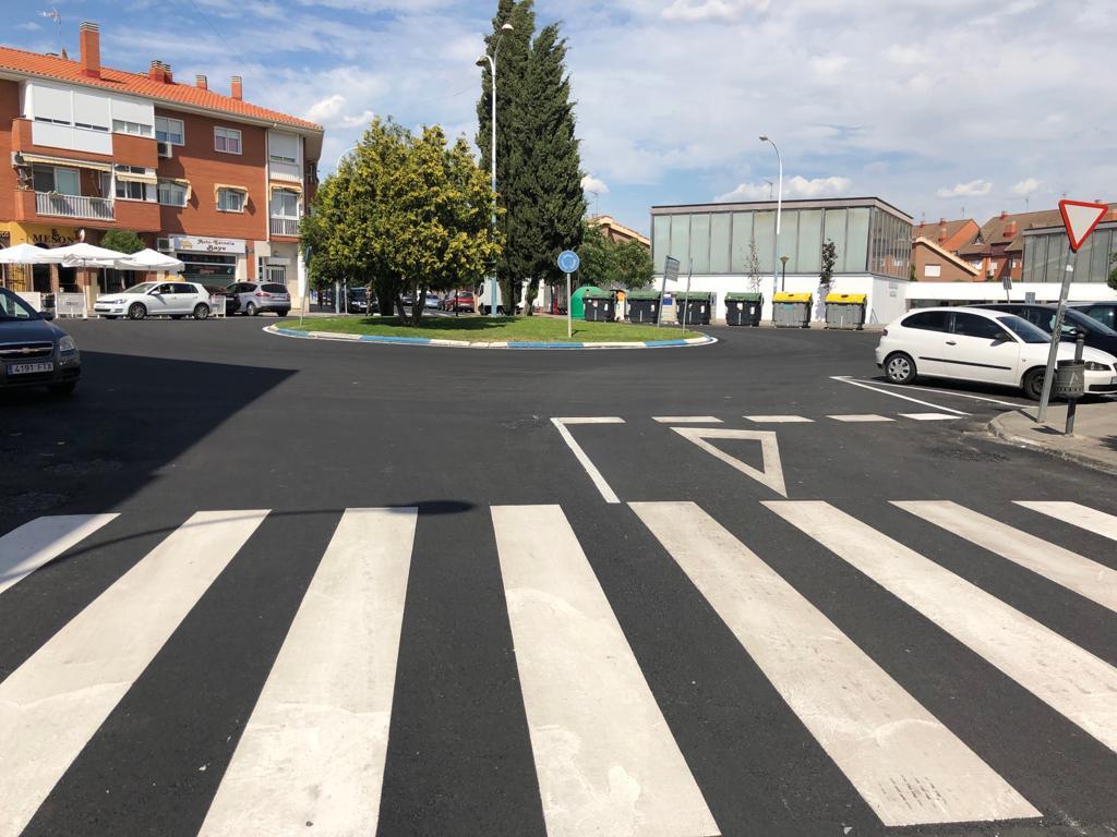 En los próximos días se recepcionará la segunda fase del plan municipal de asfaltado