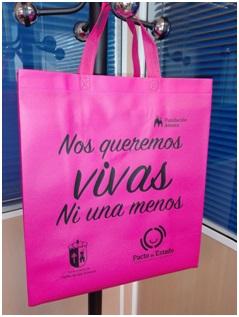 En Velilla seguimos luchando contra la violencia de género con campañas de sensibilización y talleres de prevención