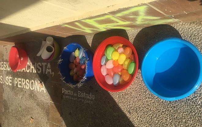 La Fiesta del Agua, protagonista en las ociotecas infantiles del mes de julio