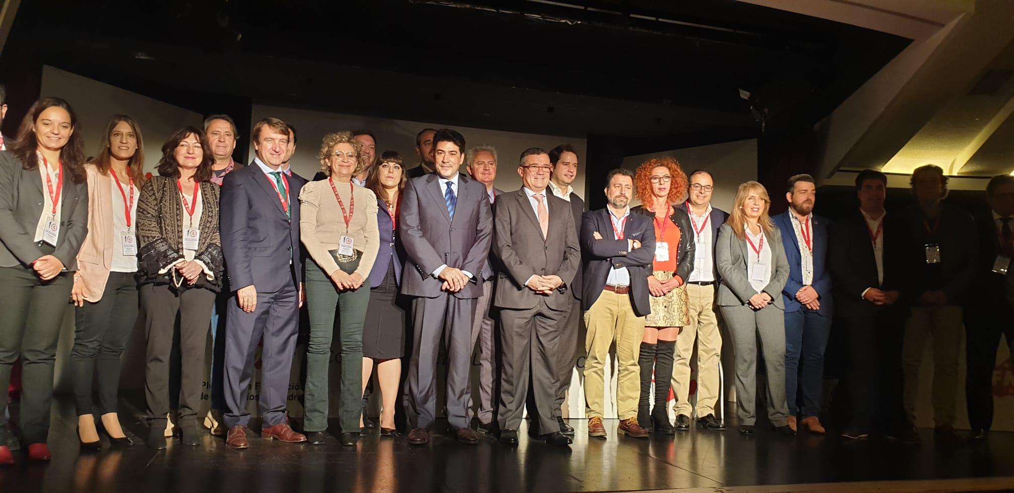 La Alcaldesa de Velilla, Antonia Alcázar, ha sido elegida vocal de la Junta de Gobierno de la FMM