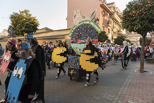 Gran éxito de participación en el Carnaval 2020 de Velilla
