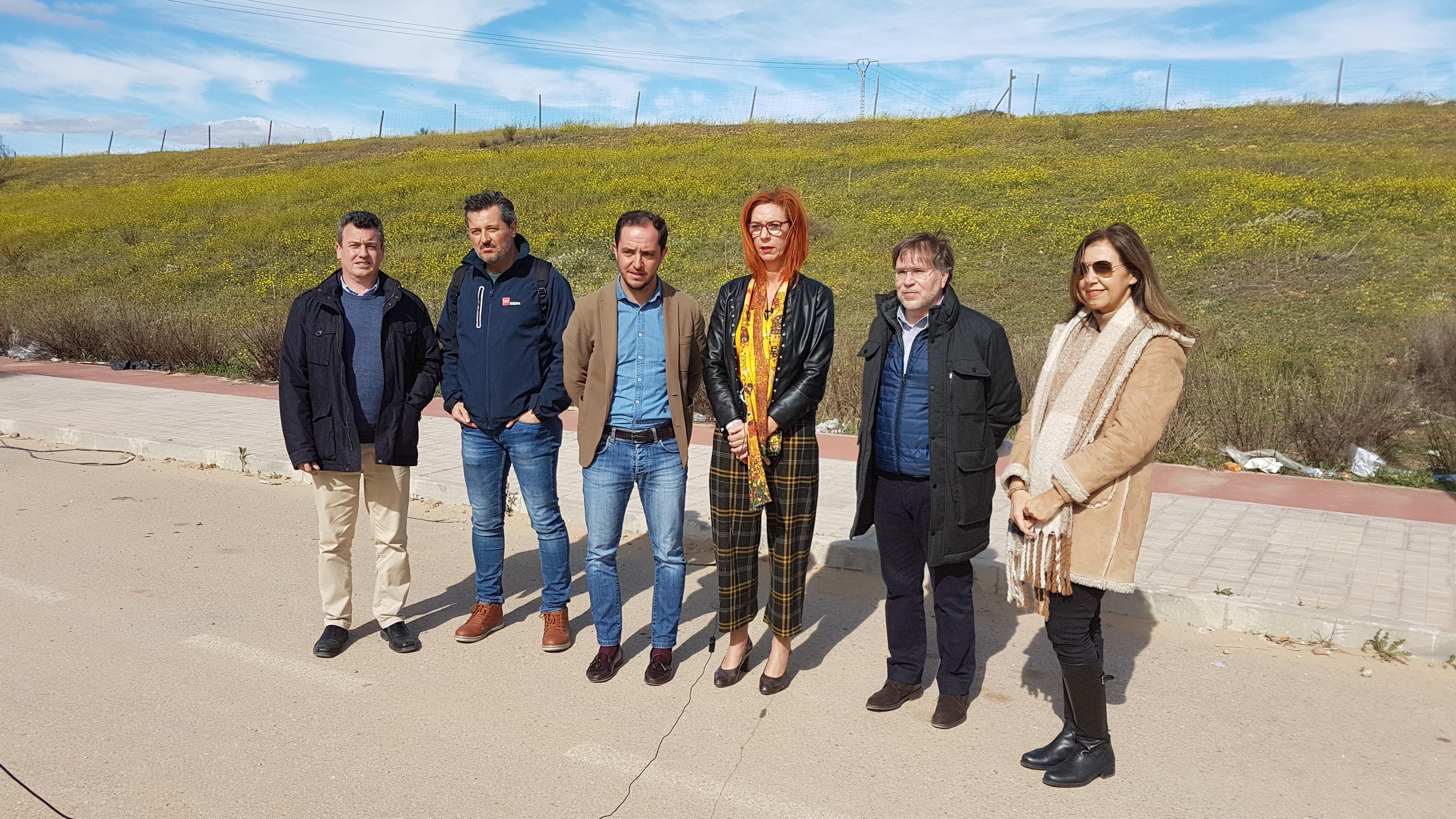 Plan Extraordinario de Reforestación en Velilla Sector XXIII