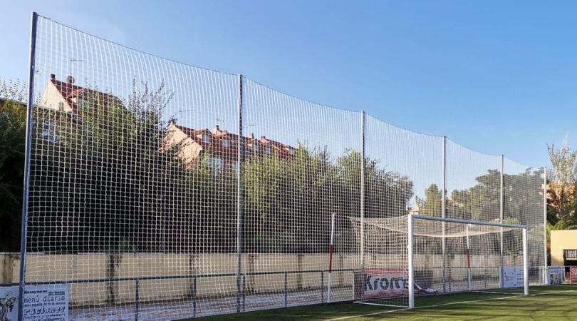 Nuevas mejoras en las instalaciones del campo de fútbol municipal