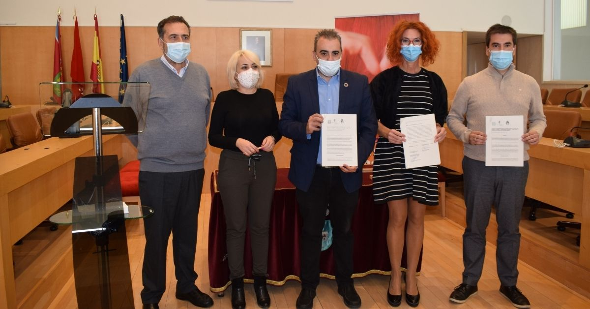 Renovación del convenio para el desarrollo de actividades dirigidas a personas que padecen enfermedades mentales derivadas desde el Hospital del Henares