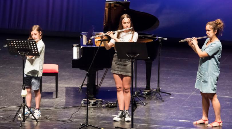 Festivales de la Escuela Municipal de Música, Danza y Teatro