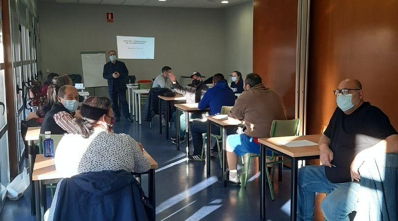 El Ayuntamiento de Velilla de San Antonio ha contratado a 18 personas dentro del programa de formación en alternancia con la actividad laboral