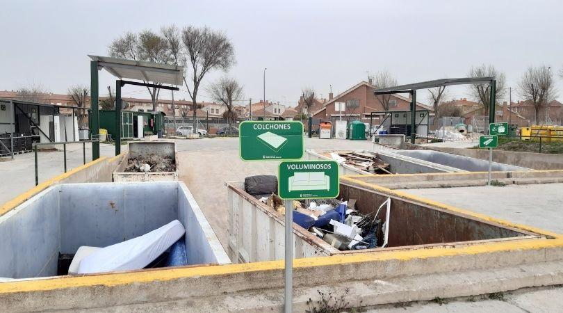 En 2020 se reciclaron 563,814 toneladas de residuos en el Punto Limpio Municipal