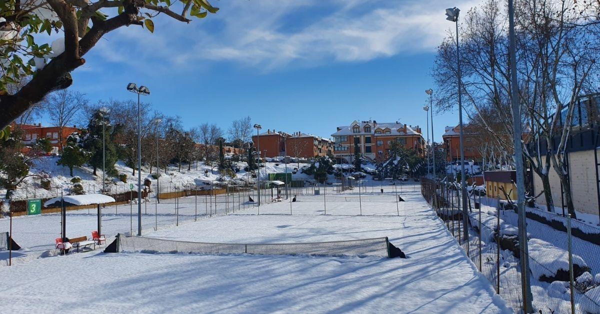 Cierre de las instalaciones deportivas municipales los días 11 y 12 de enero