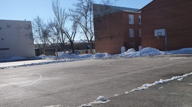Actualización balance de actuaciones tormenta de nieve Filomena