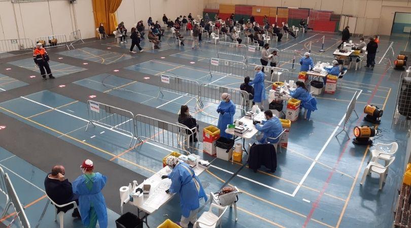 El viernes finalizaron los test de antígenos con un total de 4.259 pruebas realizadas y 6 casos asintomáticos detectados