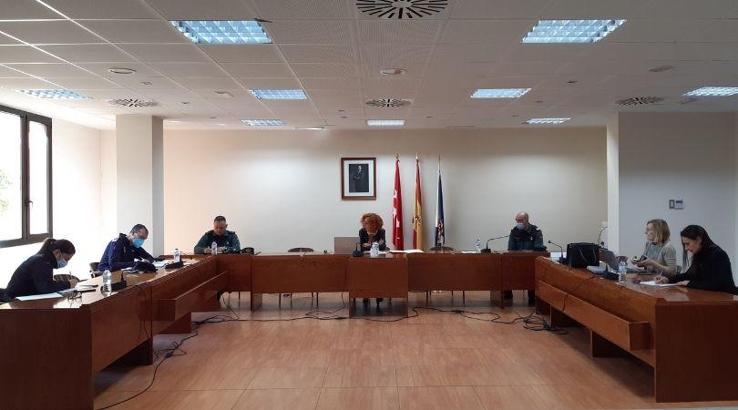 La Junta Local de Seguridad ha firmado el nuevo procedimiento de coordinación entre Guardia Civil y Policía Local en materia de violencia de género