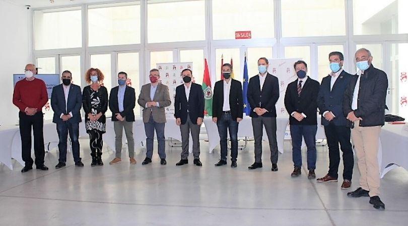 Primera mesa de alcaldes y alcaldesas del Consorcio Red Local