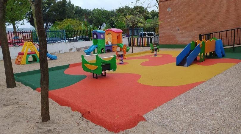 Mejoras en las instalaciones de los centros educativos de Velilla