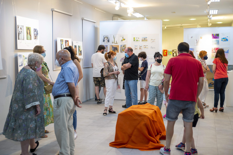 Exposición Artdemia