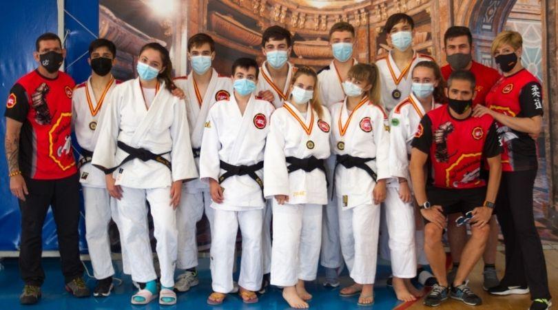 Nuevos triunfos del Club de Judo Jushirokan