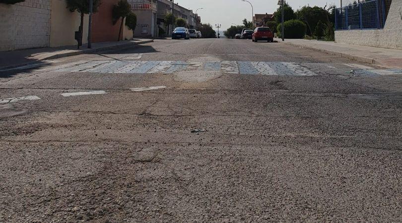 Adjudicada la licitación de la 1ª fase de asfaltado