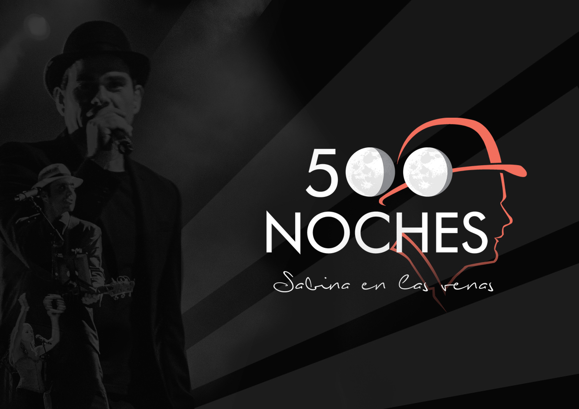 500 noches. Sabina en las venas
