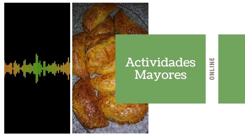Actividades online en el Hogar del Mayor