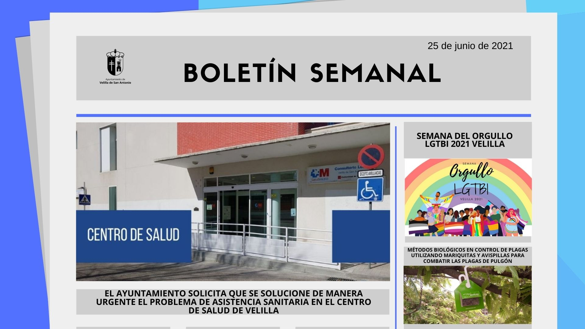 Boletín Semanal 24/2021