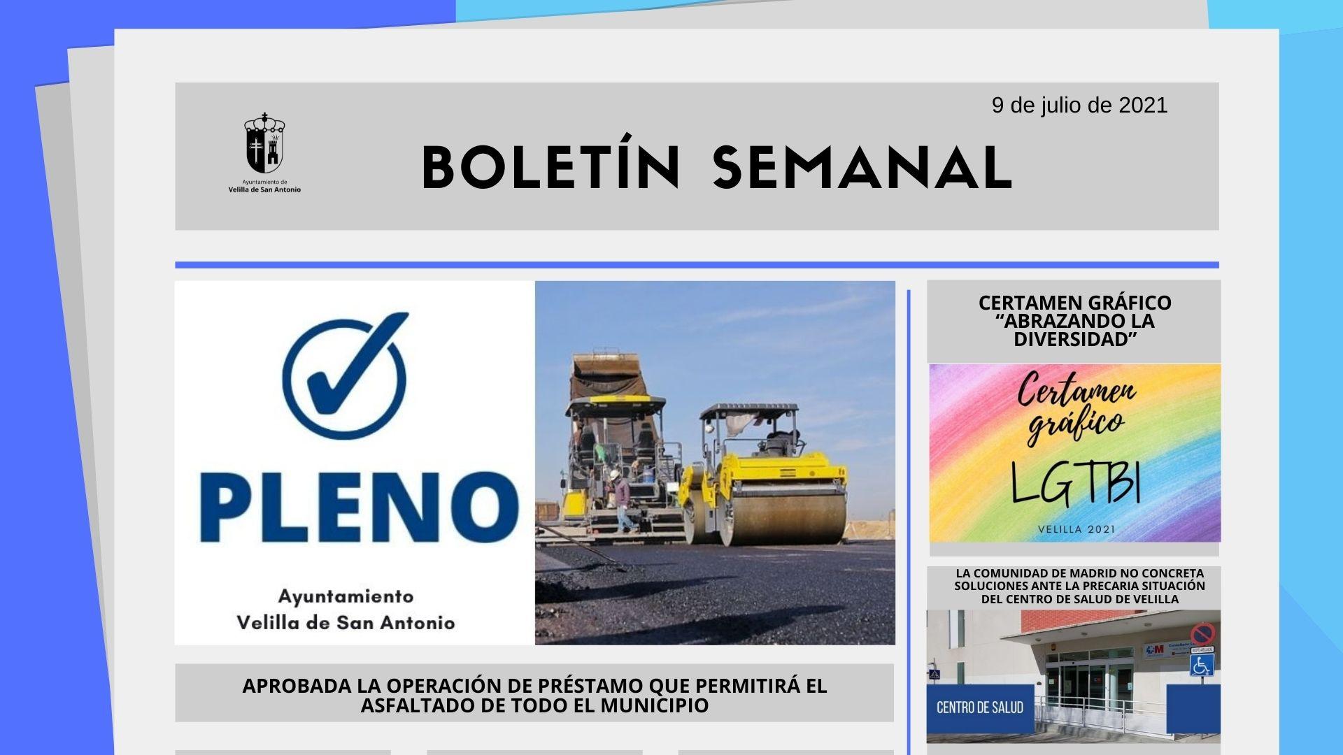 Boletín Semanal 26/2021