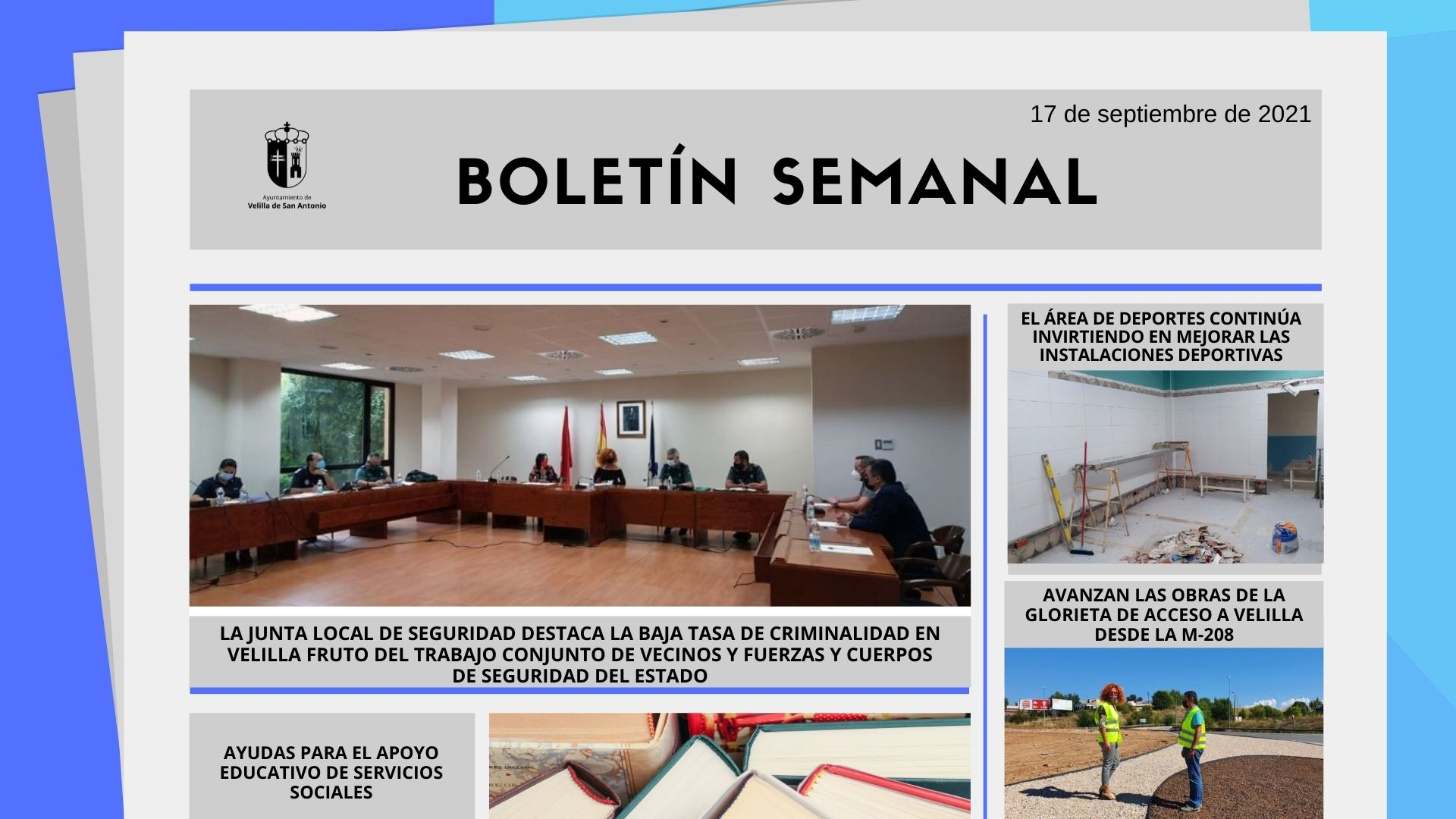 Boletín Semanal 36/2021