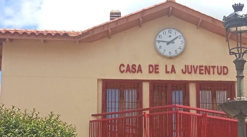 La Casa de la Juventud de Velilla durante el confinamiento, todo un reto.